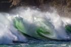 Wellen - auf der Belle Ile, Bretagne