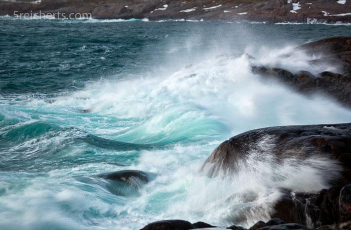 Sturm auf den Lofoten