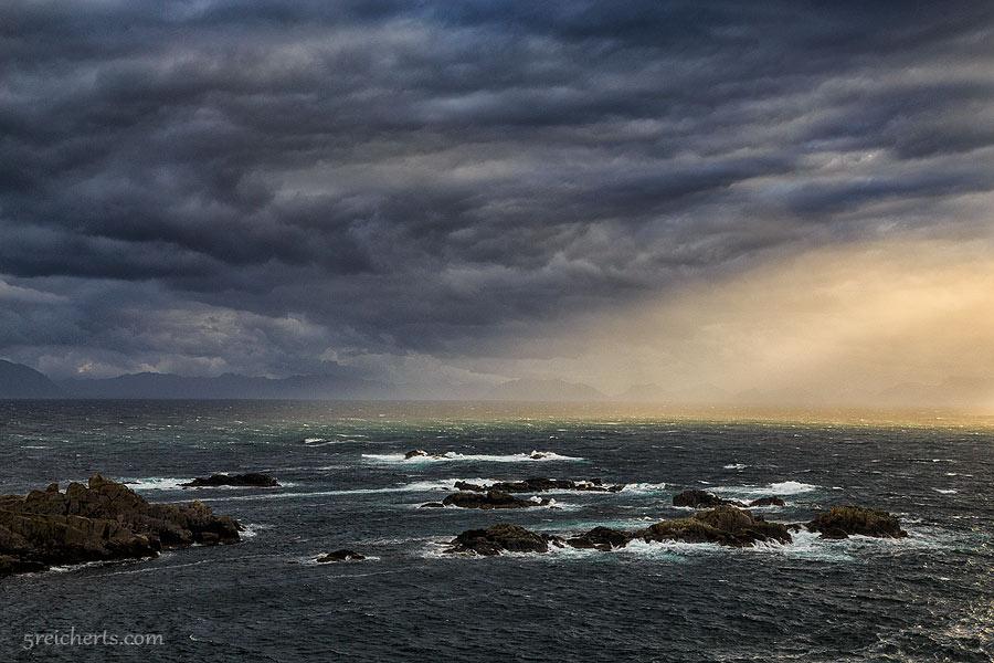 Regen und Sonne, Litløy