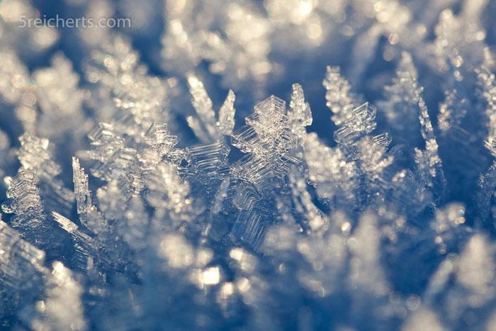 Schnee, Schweden