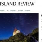 Litløy Fyr in The Island Review