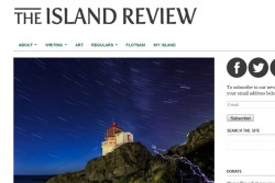 Litløy Fyr in The Island Review