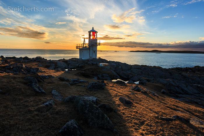 Fugla Ness, Lighthouse, Hamnavoe, Shetland