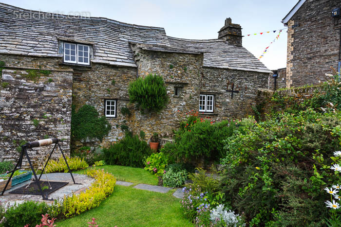 Old Postoffice, Tintagel, Cornwall