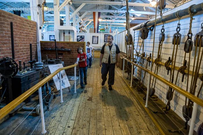 Hafenmuseum Portsmouth