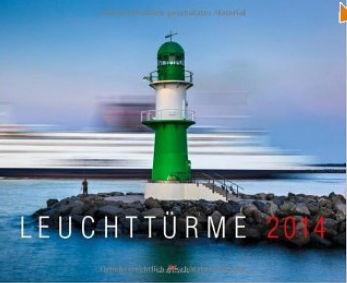 Leuchtturm Kalender 2014
