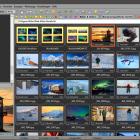 Faststone Browser-Fenster mit kleinen Miniaturen (120x90)