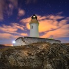Bressay Leuchtturm - Shetland, Schottland