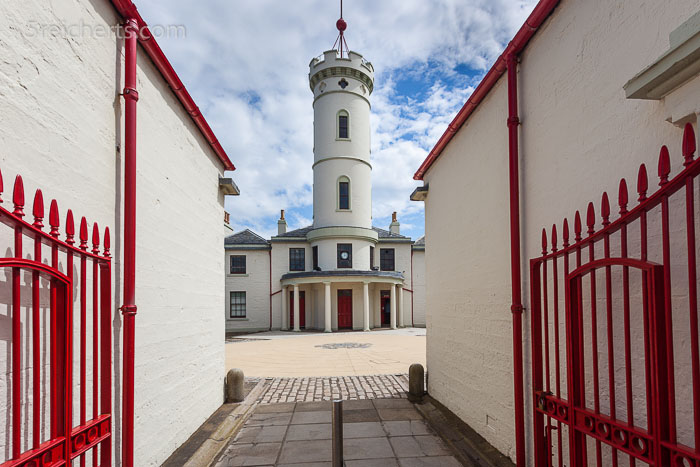 Arbroath Lighthouse Station