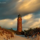 Darßer Ort, Leuchtturm, deutsche Ostsee