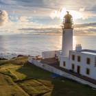 Rua Reidh Lighthouse, Schottland