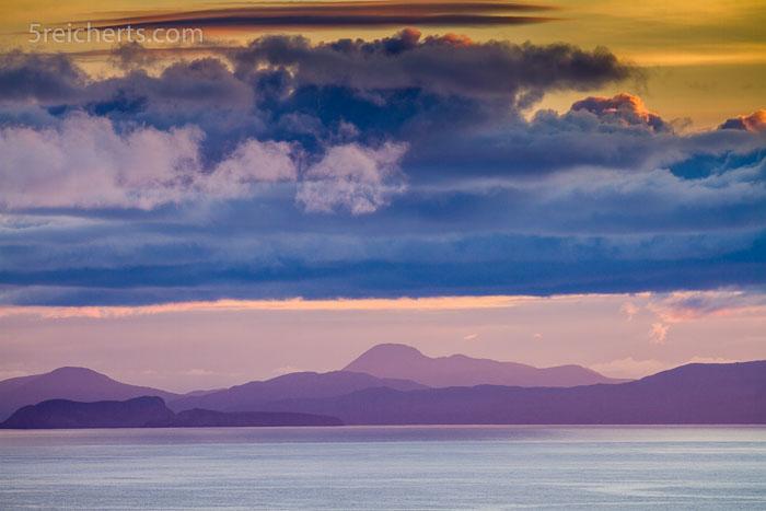 Aussicht zur Isle of Skye