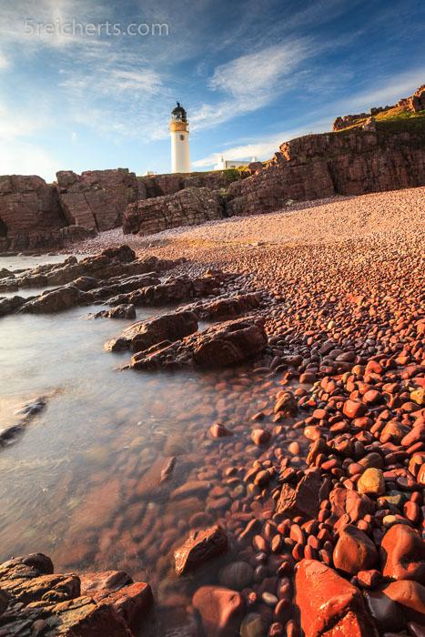 Rubha Reidh Lighthouse, Schottland