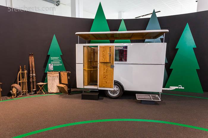 Dethleffs Wohnauto - Deutschlands erstes Wohnwagen