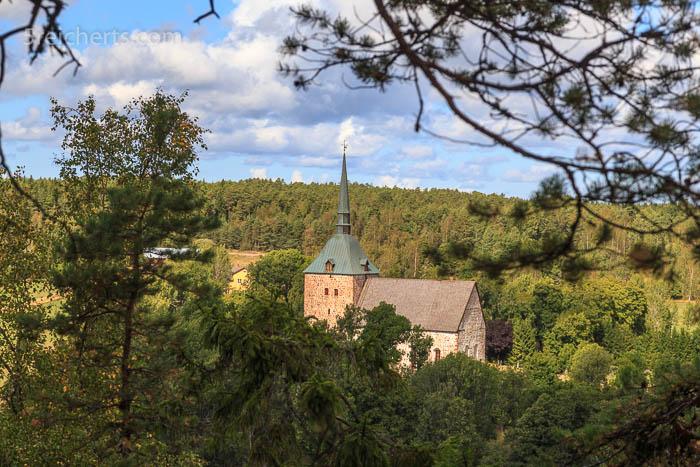 Die Kirche von Sund