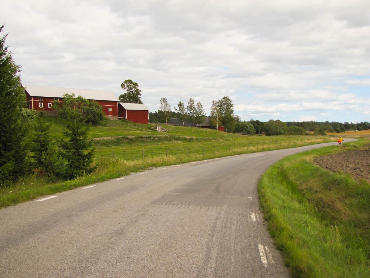 Die Landstraße nach Mem