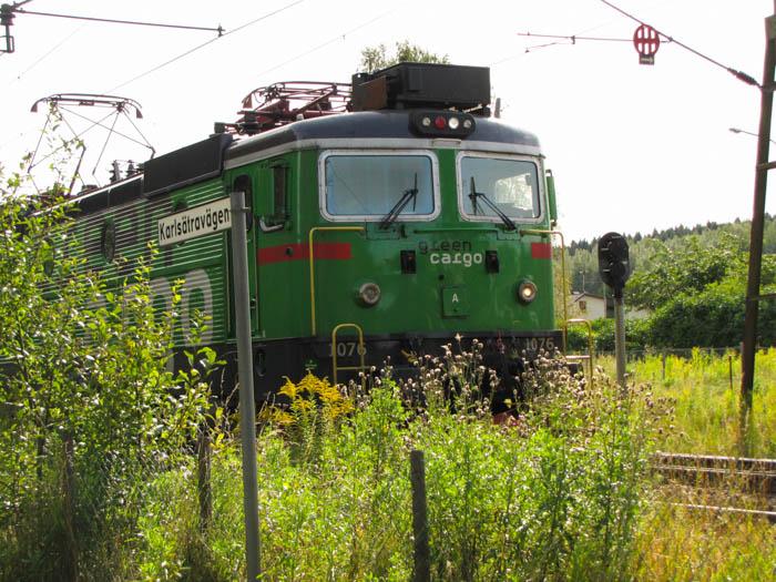 Ein Zug