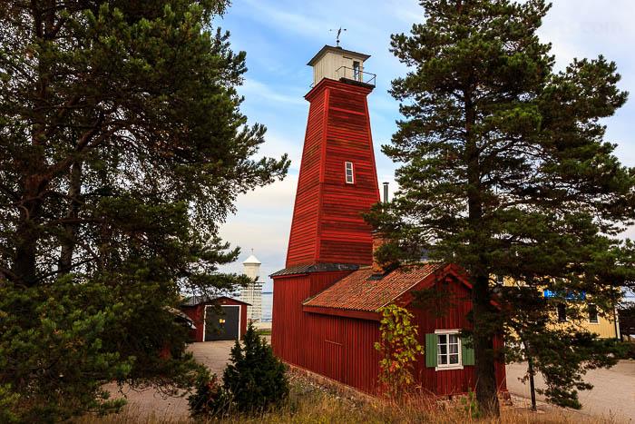 Leuchtturm in Bönan