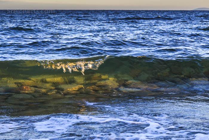 Ein Fenster ins Meer