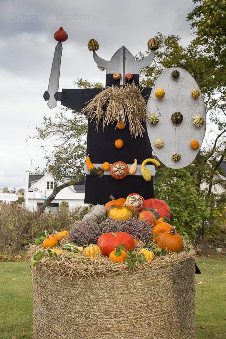 Herbstfest, Kürbisse überall