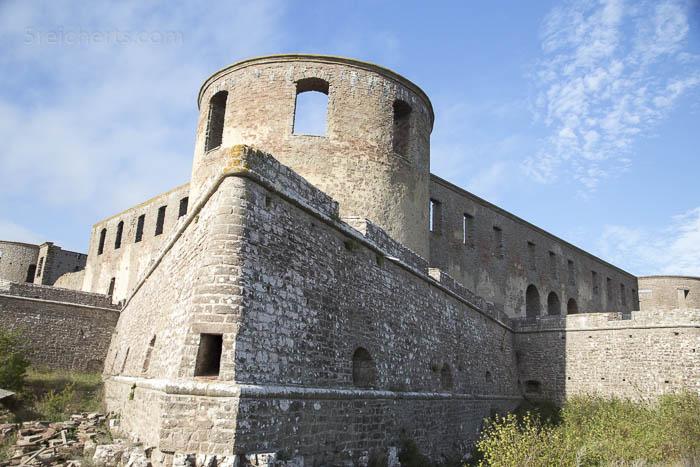 Borgholmer Schlossruine
