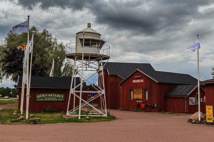 Bootsbaumuseum Sjökvarteret, Mariehamn
