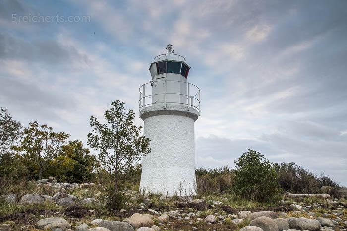 Der kleine Leuchtturm von Ispeudden