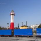 Der Leuchtturm von Ystad