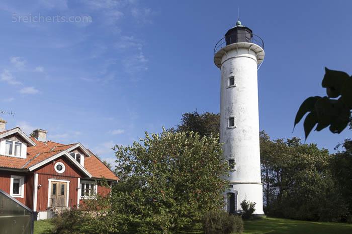 Der Leuchtturm Segerstad