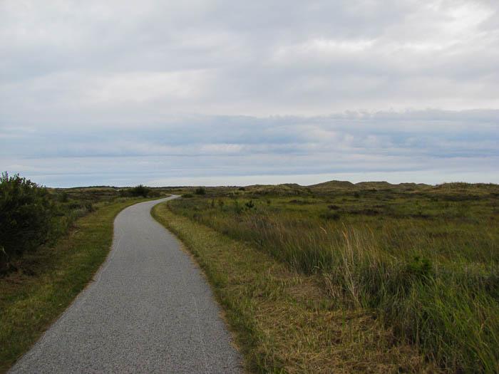 In Dänemark sind die Radwege sehr... dänisch. Also flach.
