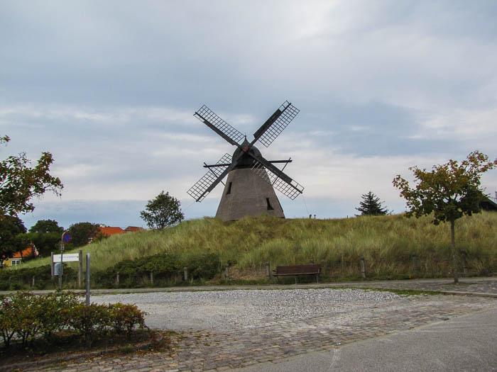 Auch typisch Dänemark.