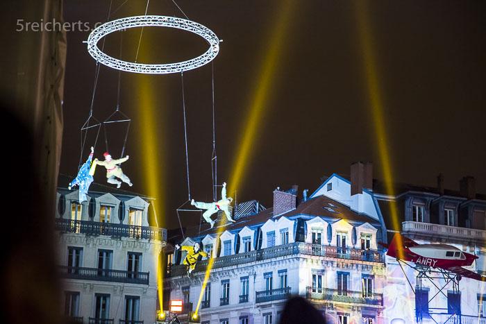 Fest des Lichtes in Lyon