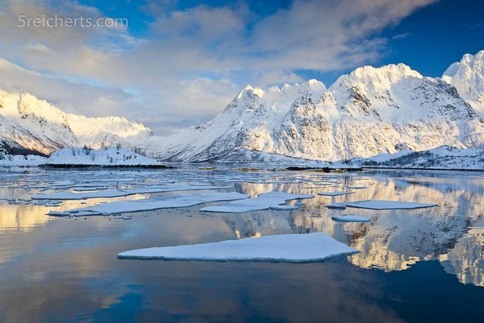 Ruhiger Fjord, Lofoten