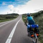 Dänemark ist Radfahr-Nation. Man hat dort überall einen Radweg.