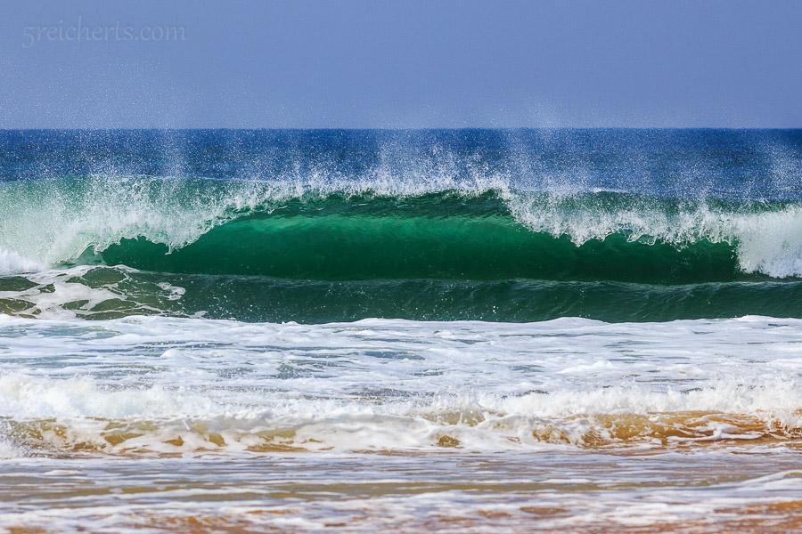 Tipps zur Wellenfotografie auf der Belle Ile