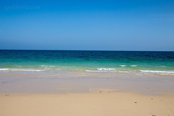 großer Strand - Grand Sable