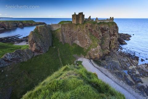 Dunnottar Castle. Schottland