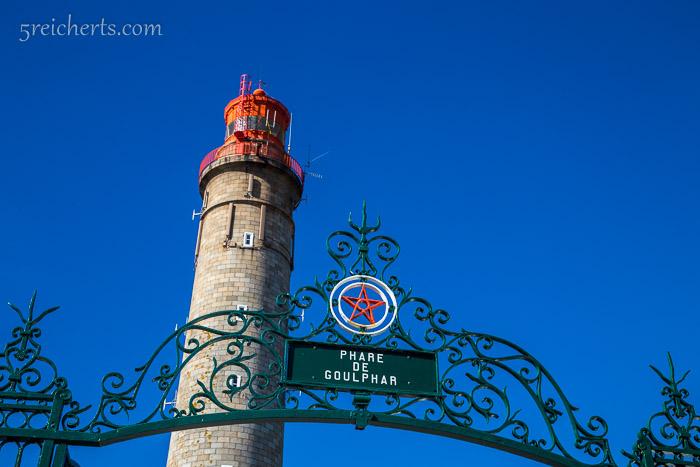 Leuchtturm Goulphar, Belle Ile