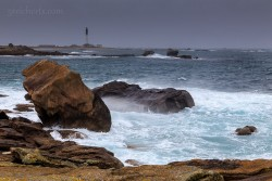 Leuchtturm der Île de Sein