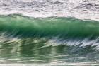 Wellen im Gegenlicht, Donnant, Belle Ile
