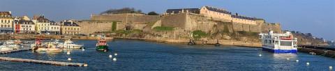 Die Festung von Le Palais