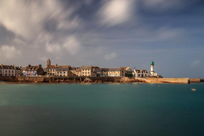 Die Häuser am Wasser, Île de SeinDie Häuser am Wasser, Île de Sein