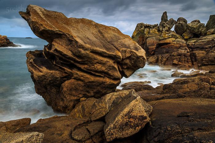 Felsenküste, Île de Sein