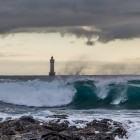 Welle und Phare de la Jumentt