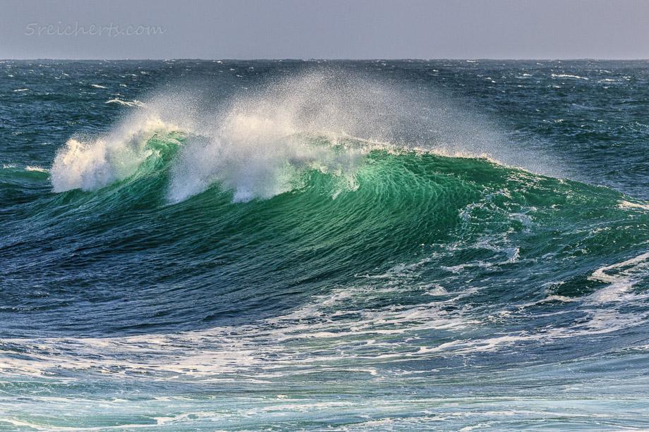 Grüne Welle, Ile de Sein