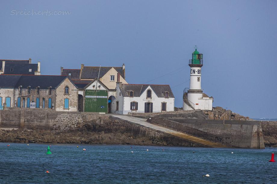 Schiffahrtsmuseum und Leuchtturm Men Brial