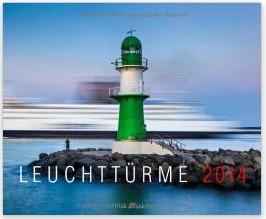 Leuchttürme 2014, Gabi Reichert, Delius-Klasing-Verlag