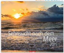 Sehnsucht nach dem Meer 2015, Gabi Reichert, Verlag Weingarten