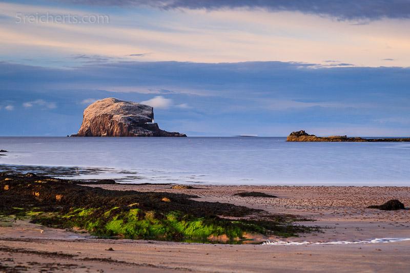 Strand und Bass Rock