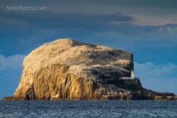 Bass Rock Lighthouse, North Berwick, Schottland